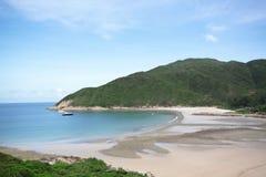 Beach in Hong Kong Stock Photos