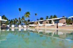 Beach Hotel Resort Swimming Pool royalty free stock photography