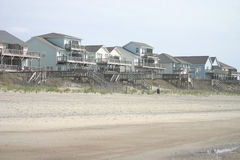 Beach House Stock Photography