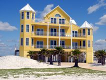 Free Beach House Royalty Free Stock Images - 4945719
