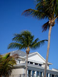 Beach house in Ft. Myers. Beach Stock Images