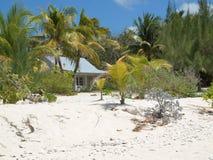 Beach House Grand Cayman royalty free stock photography