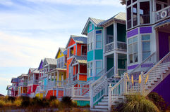 Free Beach Houses Stock Image - 97161