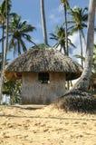 Beach hut Royalty Free Stock Photography