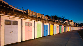 Beach Hut *2 Stock Photo