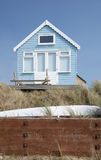 Beach Hut 4 Stock Images