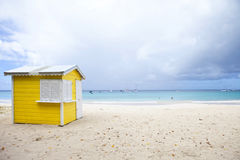 Free Beach Hut, Barbados Stock Photo - 18933250
