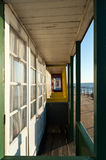 Beach Hut veranda Royalty Free Stock Photos