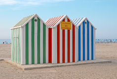 Free Beach Huts Royalty Free Stock Images - 14993119