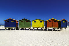 Free Beach Huts Stock Images - 47627664