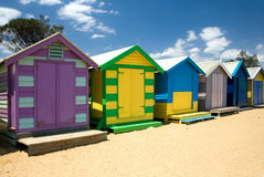 Free Beach Huts Stock Images - 4946374