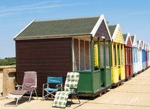 Free Beach Huts Royalty Free Stock Image - 5966876