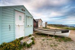 Free Beach Huts Royalty Free Stock Image - 99005526
