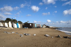 Thorpe Bay Sea Front, near Southend- on-Sea, Essex Royalty Free Stock Photography