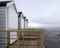 Beach Huts Royalty Free Stock Image