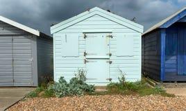 Beach Huts at Hastings Royalty Free Stock Images