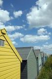 Beach huts, Sheringham Royalty Free Stock Photos
