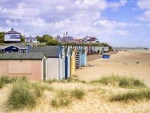 Beach and Huts, Southwold, Suffolk