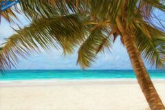 Beach - ID: 16235-220447-5816 Royalty Free Stock Image