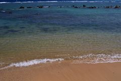 Beach image for background use Royalty Free Stock Images