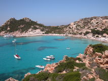 Free Beach In Sardinia (Italy) Royalty Free Stock Images - 5289249
