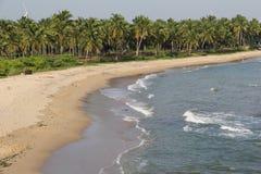 Beach of India Royalty Free Stock Photos