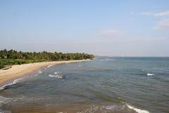 Beach of India Stock Photos