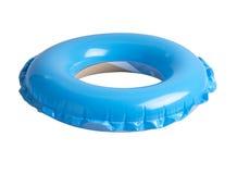 Beach inflatable circle Stock Photos