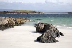 Beach; Iona; Scotland Royalty Free Stock Photography