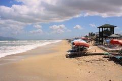 Beach in isla de margarita Venezuela Royalty Free Stock Photo