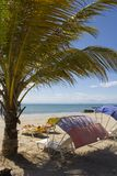 Beach on island Margarita Royalty Free Stock Photos