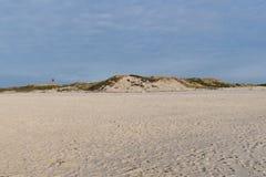 Beach at the island Sylt Stock Photo