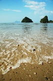 Beach Island. Beach and Island in thailand 'Karbi stock photography