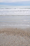 Beach in Italy Royalty Free Stock Image