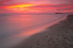 Beach,italy Stock Photo