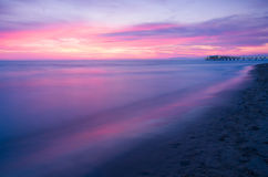 Beach,italy Royalty Free Stock Photos