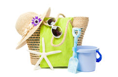 Free Beach Items Stock Images - 14233134