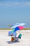 Beach Items Royalty Free Stock Photo