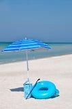 Beach Items Royalty Free Stock Photos