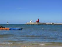 Beach , Jeju  Island Stock Image