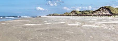 Beach on Juist Stock Photography