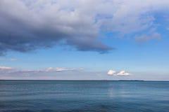 Beach in Jutland, Denmark Stock Photo