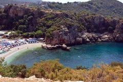 Ada Beach of Kaş, Turkey Royalty Free Stock Image