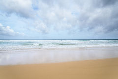 Beach in Karon Stock Image
