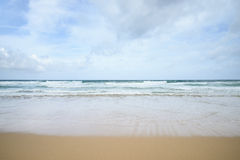 Beach in Karon Stock Images