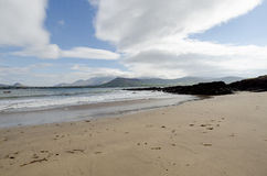 Beach in Kerry, Ireland Stock Photography