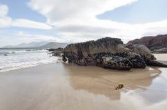 Beach in Kerry, Ireland Royalty Free Stock Image