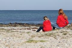 Beach kids Stock Photo