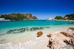 Beach of Knysna Royalty Free Stock Photos
