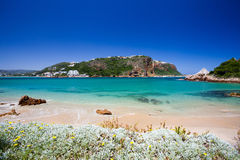 Beach of Knysna Stock Photos